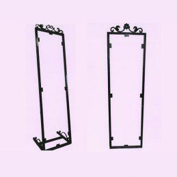 首圖-鍛鐵壁掛鏡