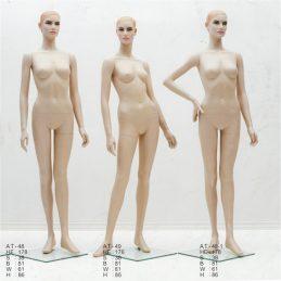 女模特兒膚色-首