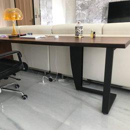 L型木桌-首