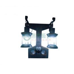 【現貨】工業風造型燈具-天秤款