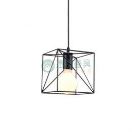 【現貨】工業風造型燈具-方框款