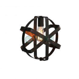 【現貨】工業風造型燈具-水車款