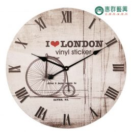 倫敦羅馬數字掛鐘