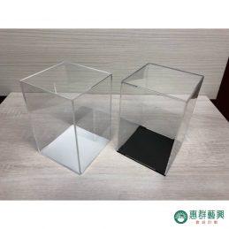 壓克力公仔模型盒-005 透光