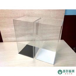 壓克力公仔模型盒-006 透光