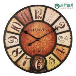 巴黎復古哥德式掛鐘