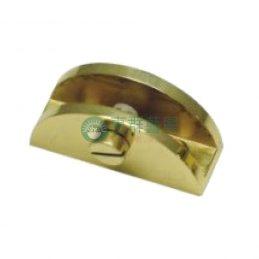 半圓型金色銅座WSG191