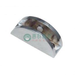 半圓型銀色銅座WSC191-1