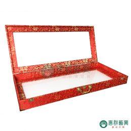 客製龍袍展示收納錦盒-封面