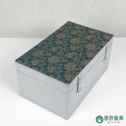 客製-中國風收藏瓶錦盒