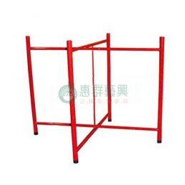 紅色桌腳架