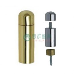 金銀色平.圓頭銅鏡珠-直徑11-12cm