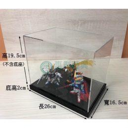 壓克力展示盒公仔模型盒