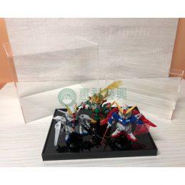 壓克力 3層階梯展示盒模型盒