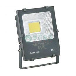 壓鑄鋁烤漆LED戶外投射燈-50W