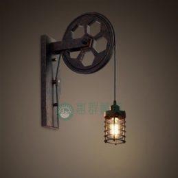 復古工業風造型壁燈A