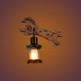 扳手造型木壁燈