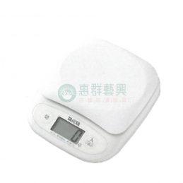 料理用小電子秤-料理秤白色(3kg)