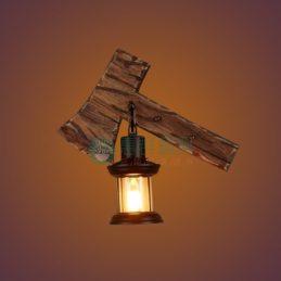 斧頭造型木壁燈