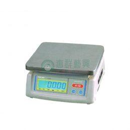 桌上型防撥水電子秤 (2)