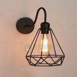 簍空造型工業風壁燈