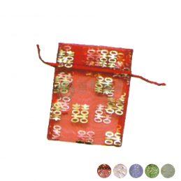 夢幻燙金紗袋系列p1